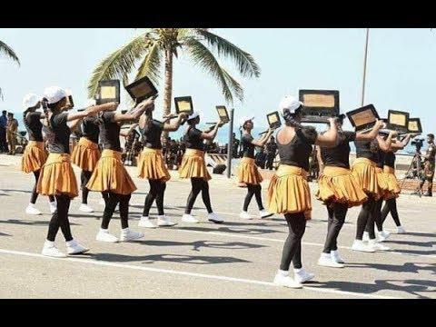 Sri lanka's Controversial Laptop Dance