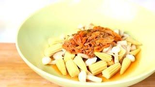 【健康小學堂】 腸道健康沒煩惱!吃泡菜味噌菇菇