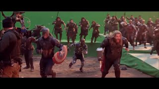 AVENGERS ENDGAME DVD BONUS FOOTAGE - BLOOPERS, BTS, FUNNY MOMENTS, BEHIND THE SCENES