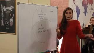 Анастасия Долганова - Лекция о теневых сторонах личности и отношений, Часть 1