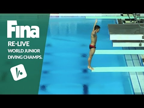 Re-Live - Day 2 Final - FINA World Junior Diving Championshi