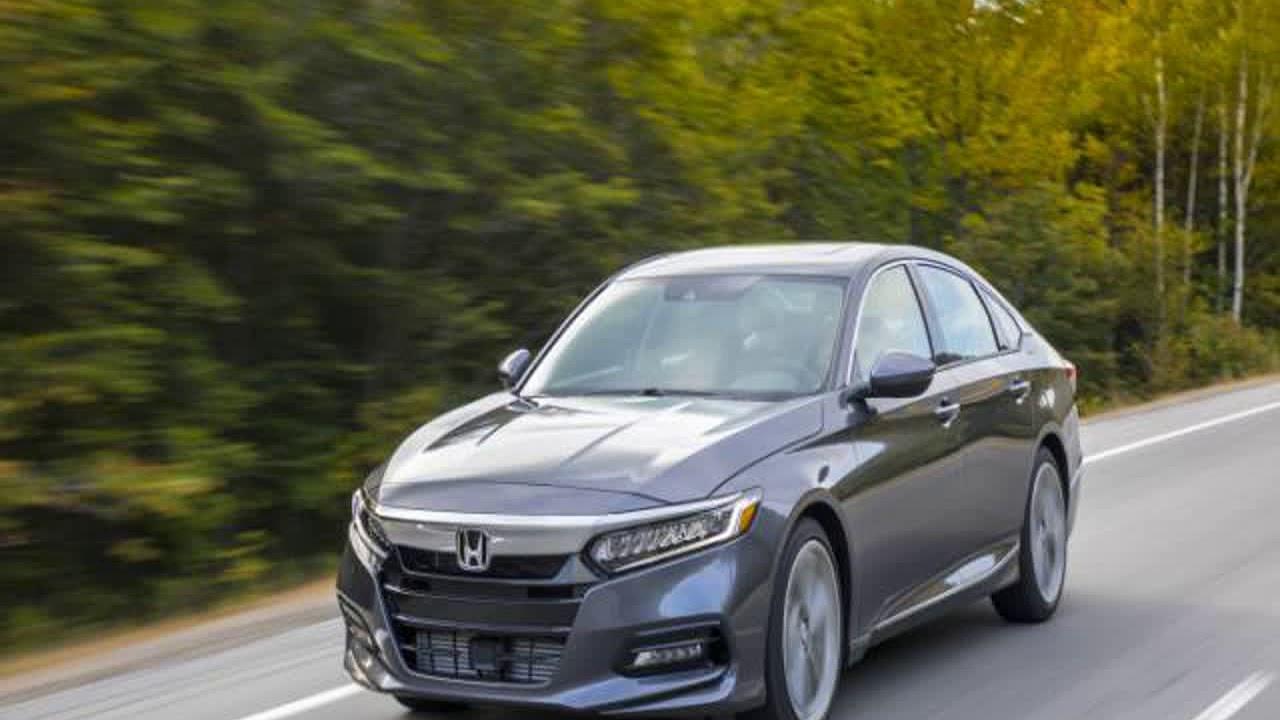 2018 Honda Accord Curb Weight Dimensions