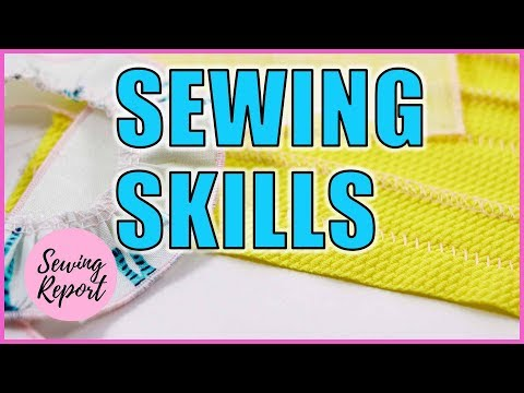 LIVE 🔴 Sewing Skills - What You Got vs. What You Want | SEWI