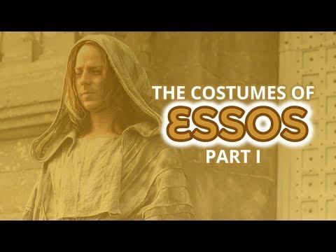 The Costumes of Essos Part I (Braavos, Pentos, Volantis)