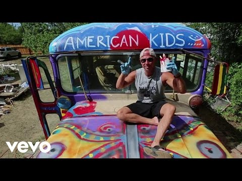 Kenny Chesney - American Kids - About the Song