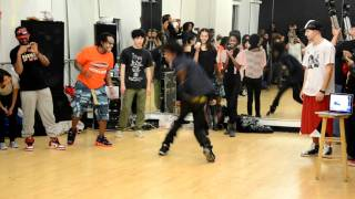 Les Twins Dance Class - International Dance Academy - Hollywood #freestyle