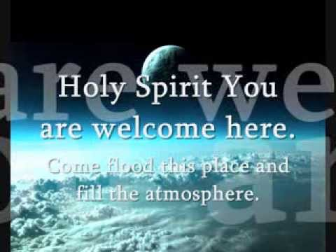 """Holy Spirit"" Kim Walker Smith/ Jesus Culture lyrics"