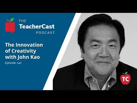 John Kao   Innovation and Music Education for All Students