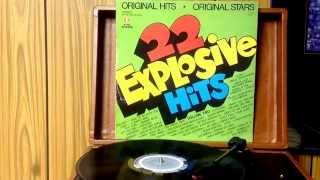 22 Explosive Hits....K-TEL #4