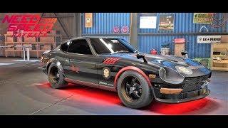 NFS Payback poursuite custom moteur Nissan Fairlady + INFO
