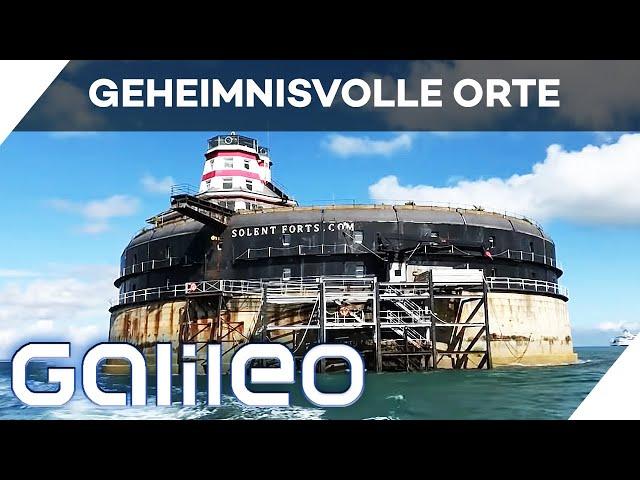 Was zur Hölle ist das denn?! - Geheimnisvolle Orte und ihre Geschichten   Galileo   ProSieben