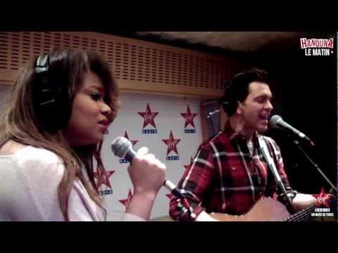 Andy Grammer et Melissa NKonda - Keep Your Head Up (Relève la tête) [Live]