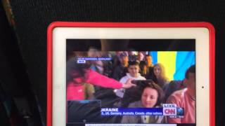 Ukrainians heading to Washington D.C. CNN news