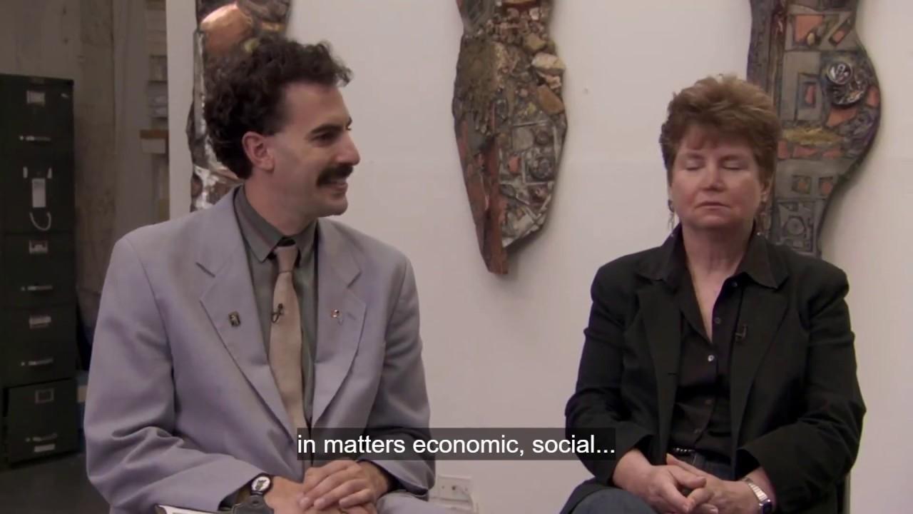 Download Feminist Scene | Borat: Cultural Learnings of America for Make Benefit Glorious Nation of Kazakhstan