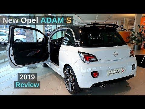 New Opel ADAM S 2019 Review Interior Exterior