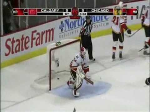 Blackhawks Comeback from a 5-0 Deficit 10/12/2009