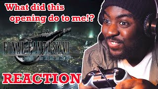 This Game Has It's Claws In Me.... - Final Fantasy VII Remake Opening Reaction