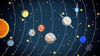 Почему орбиты всех планет Солнечной системы находятся в одной плоскости? [Plushkin]