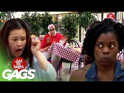 Best of Disastrous Pranks | Just for Laughs Compilation