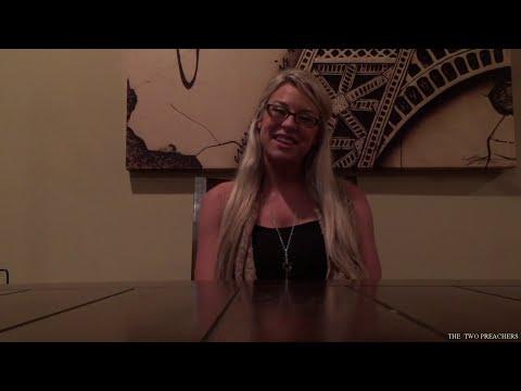 TARYN TERRELL WWE / TNA WRESTLING DIVA – FULL CHRISTIAN TESTIMONY