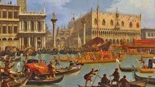 Vistas Venecianas (Vedute). Diez Obras Maestras de la Historia de la Pintura.