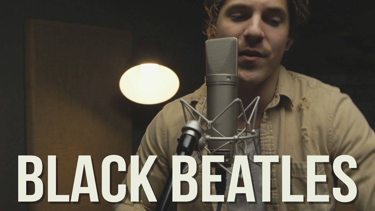 Book Cover Black Beatles : Rae sremmurd quot black beatles cover by our last night