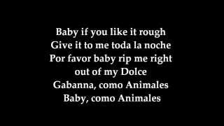 Romeo Santos Ft. Nicki Minaj - Animales (Letra/Lyrics)