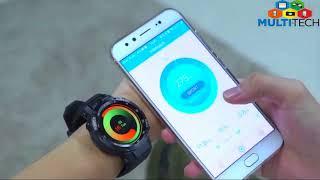 Zeblaze Thor S Smart Watch Review + Hand On