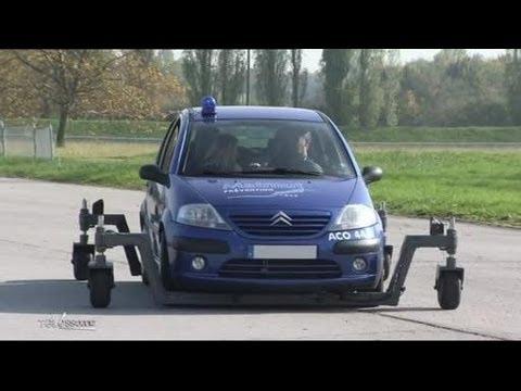 Police : Stages de conduite en situation d'urgence (Essonne)