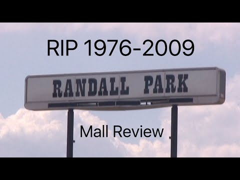 Mall Review: Randall Park Mall in North Randall, Ohio