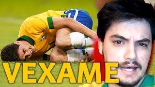 BRASIL 1 x 7 ALEMANHA - VAI TOMAR NO #*(@#( [+13]