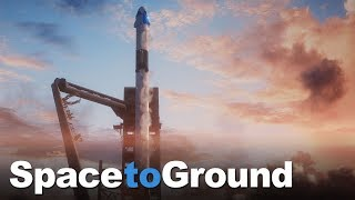 Space to Ground: An American Dawn: 03/01/2019