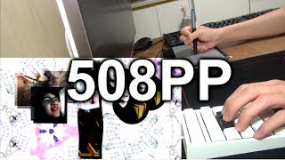 500PP IN 28 SECONDS - Ayase Rie feat. Hata-tan - Yuima-ru*World TVver. + Liveplay [osu!]