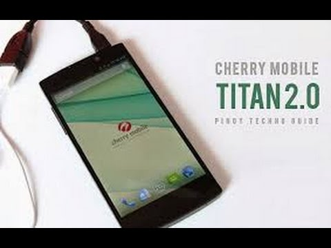 Cherry Mobile Titan 2.0 UNBOXING (by Request)