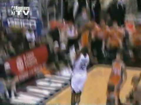 Shaq flops and Dwight Howard dunks (Phoenix Suns at Orlando Magic)
