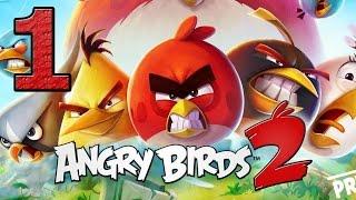 Angry Birds 2 прохождение 1