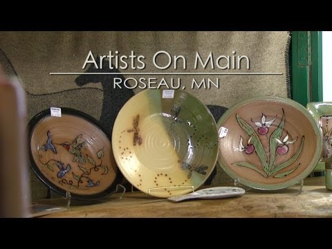 Artists On Main: Supporting Art for All, Roseau MN