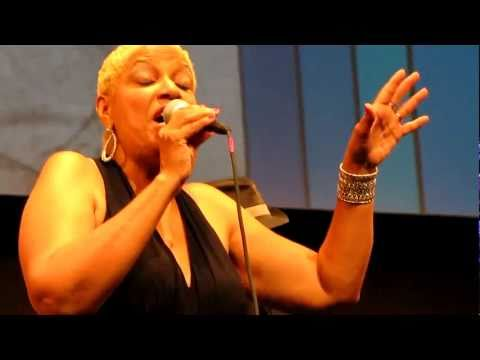 Vaneese Thomas, A Woman's Love, Lincoln Center, NYC 7-21-11