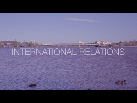 ANU College of Asia Pacific - Masters Series - International Affairs