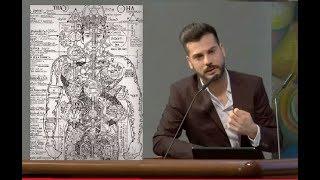 L' anatomia occulta dell'uomo  - Andrea Pellegrino (Voci dai mondi 2018)
