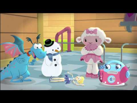 Doc McStuffins | The Doc Files | Bella's Bath | Disney Junior