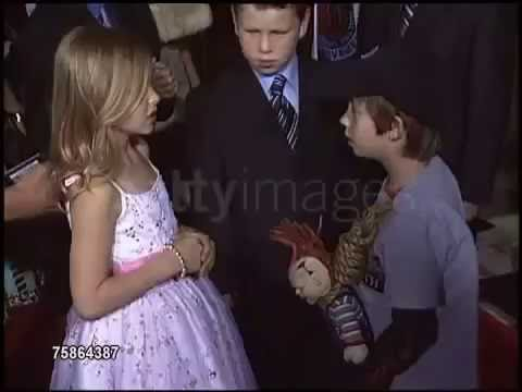 Jimmy Bennett |Chloe Grace Moretz And Jimmy Bennett