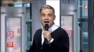 Robbie Wiliams Go gentle live @ Paris