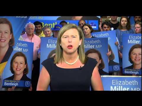 Member for Bentleigh Elizabeth Miller gives an election update