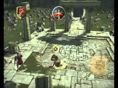 The Chronicles of Narnia: Prince Caspian PS2 Part 14