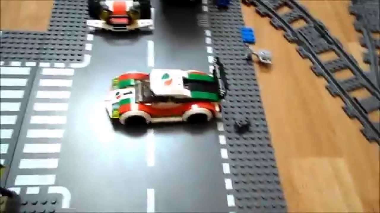review la voiture de course 60053 de lego city youtube. Black Bedroom Furniture Sets. Home Design Ideas