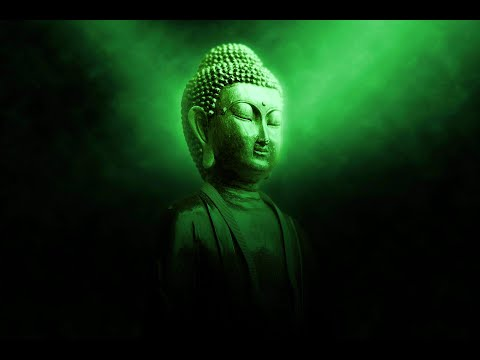 432Hz OM Mantra Positive Energy - Healing Cleanse Meditation Music - Binaural Beats Theta Waves