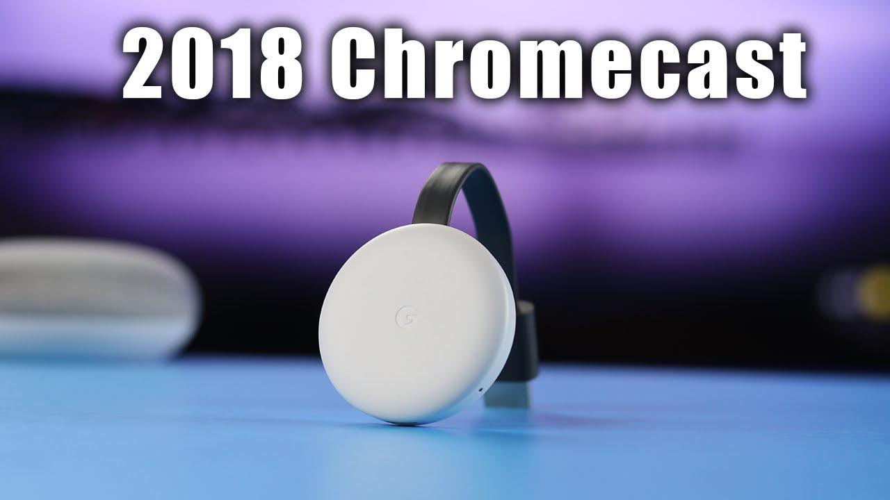 2018 Google Chromecast Setup with New Google Home App