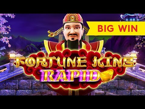 UNBELIEVABLE COMEBACK - Fortune King Rapid Slot - $6 Max Bet!