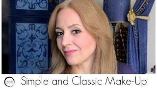 Make-up semplice e classico...come lo faccio io + estrazioni giveaway! (Make-up/Beauty) Ombretta